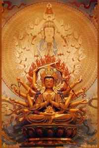 Phật Thuyết Kinh Thất Ức Phật Mẫu Tâm Đại Chuẩn Đề Đà Ra Ni