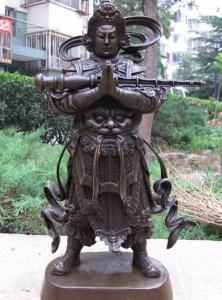 Skanda Bodhisattva (Dharma Protector)