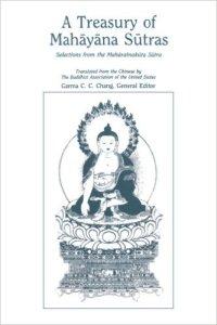 A Treasury of Mahāyāna Sūtras- Selections from the Mahāratnakūta Sutra