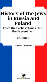 History of the Jews in Russia and Poland