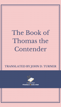 The Book of Thomas the Contender