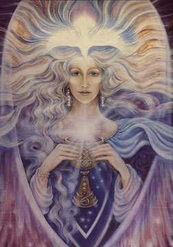 Image result for image of sophia daughter of wisdom