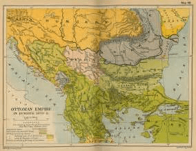relations of the Ottoman Empire with Europe: 19th century