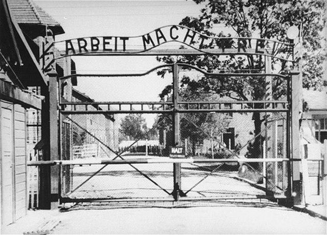 Holocaust: death camps