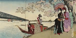 society of the Meiji Period