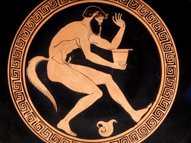drinking in ancient Greece