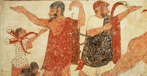 Etruscan domination in early Italy