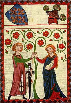 literature of the Middle Ages | Courtly Romances