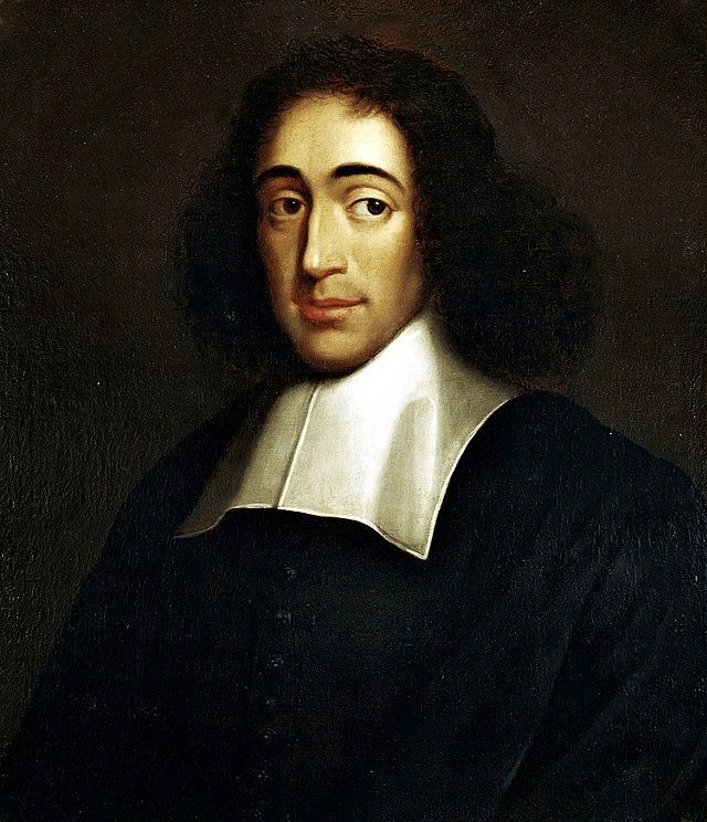 digital history of the Scientific Revolution | Spinoza