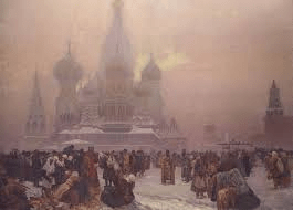 Russia in the 17th century