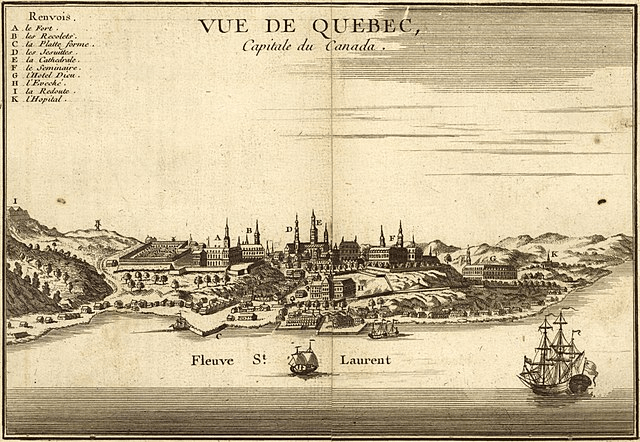New France 1650-1750