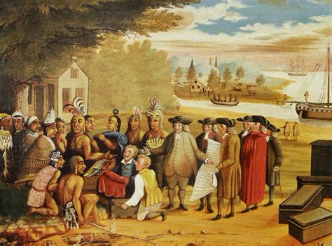 digital history of the American colonies   Middle Colonies