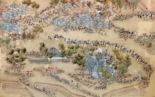 digital history of China| Later Han dynasty