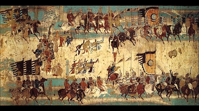 power in the Tang dynasty