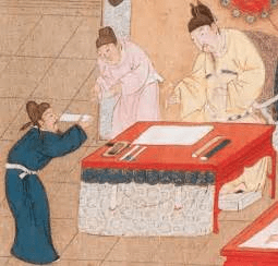 digital history of China | scholarship in the Ming dynasty