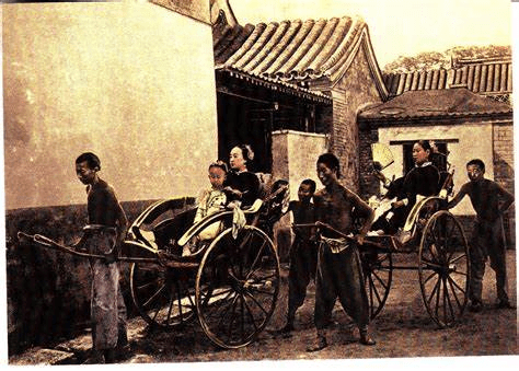 economy of the Qing dynasty