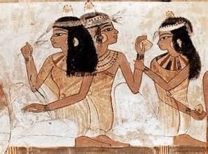 digital history of Ancient Egypt | women