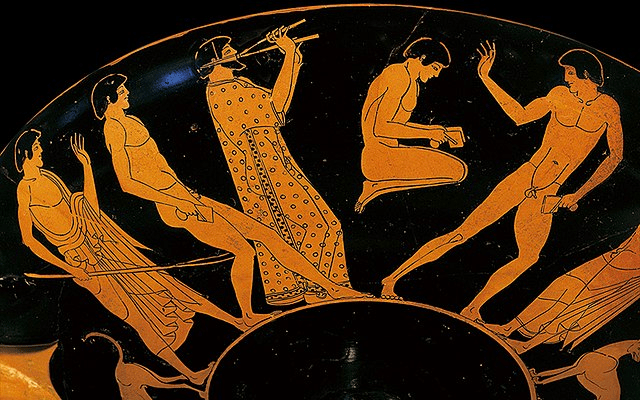 digital history of ancient Greece | Olympic Games
