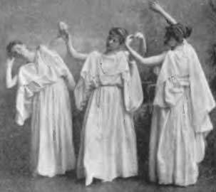 digital history of the culture of Greece | dance