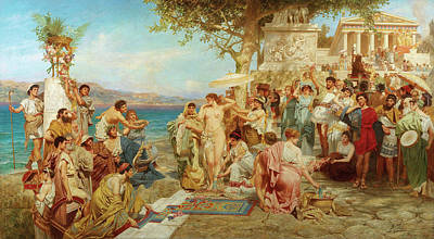 festivals in ancient Greece