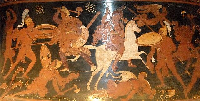 digital history of power in Greece   Persian Wars