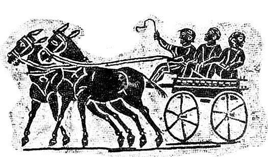 transport in ancient Greece
