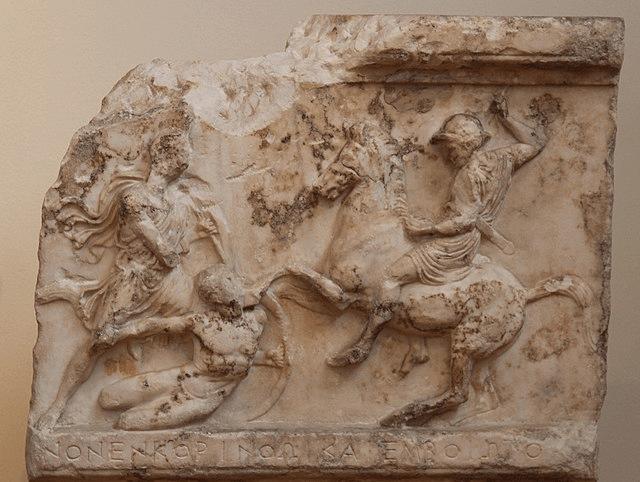 archaic-era Athens: expansion