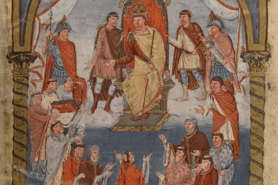 power in the Carolingian Empire | governance