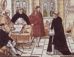 digital history of the Reformation | France: power