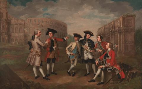 digital history 18th-century West | communities