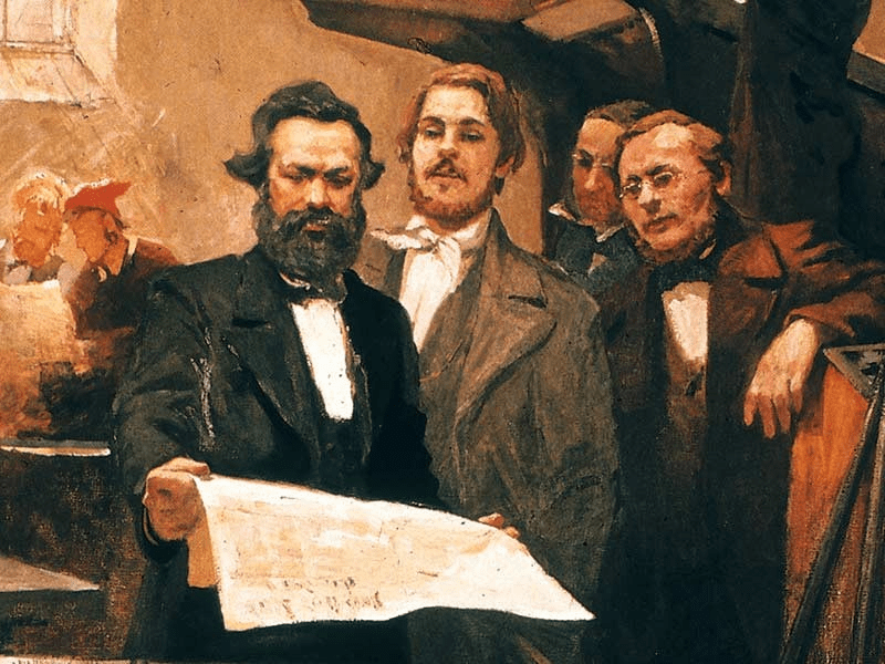 digital history of the West 1800-1850 | progression of power
