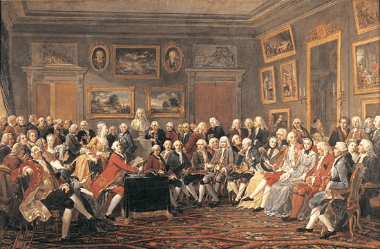 digital history of the Enlightenment | power