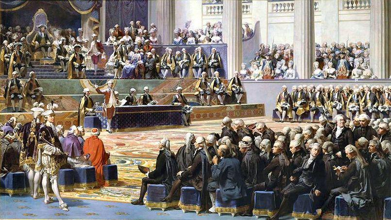digital history of the French Revolution | new structure