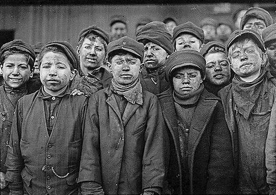 labor in the Industrial Revolution