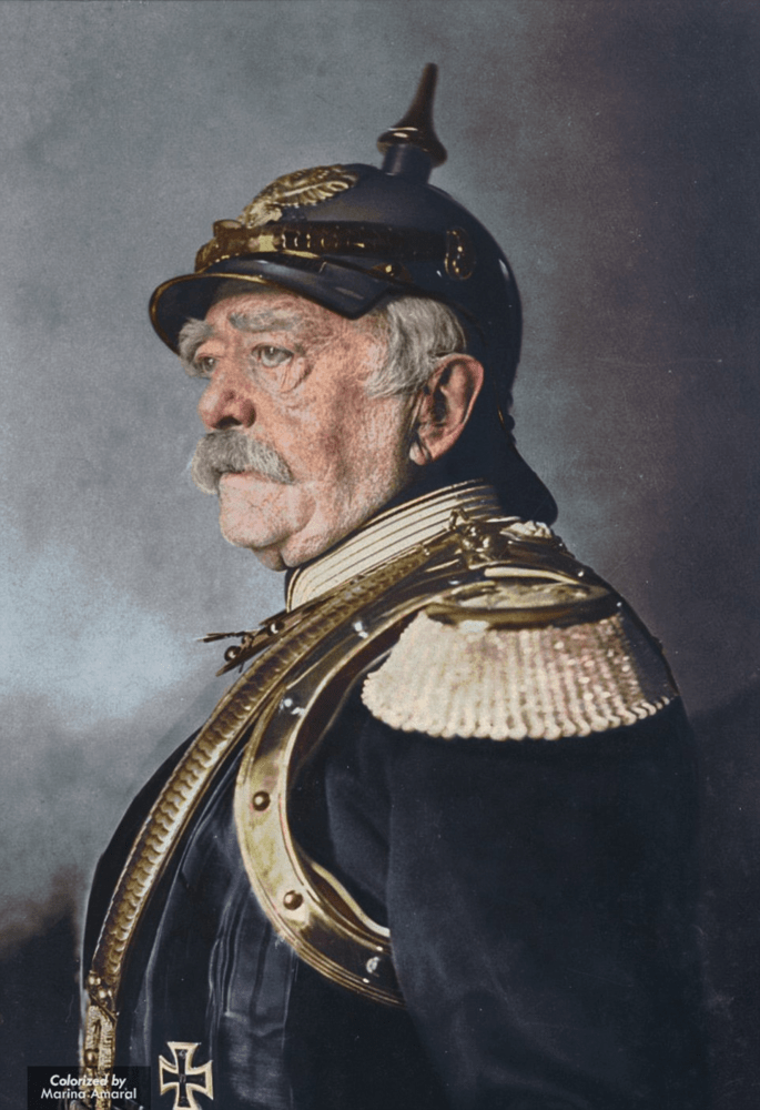 digital history of the West 1850-1871 | Germany | power