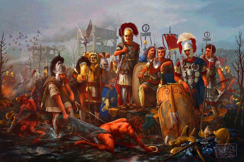 Caesar | later campaigns