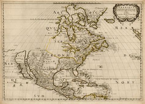 digital history of the American colonies 1650-1750   regions