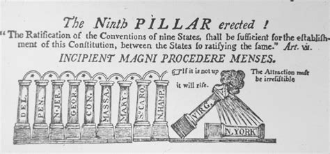 digital history of America 1782-1800 | ratification of the Constitution