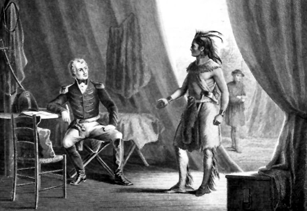digital history of America 1815-1830 | Indian removal
