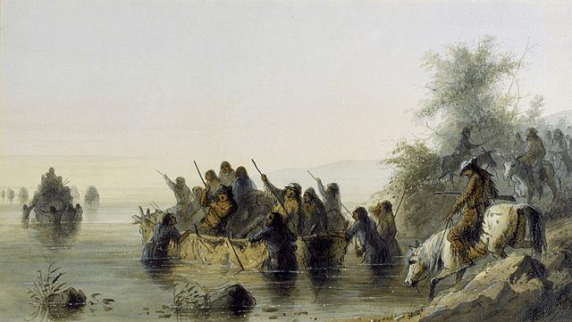 digital history of America 1815-1830 | westward surge