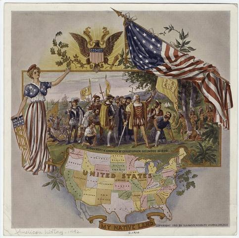 digital history of America 1830-1850 | governance