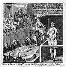 digital history of America 1830-1850 |  law