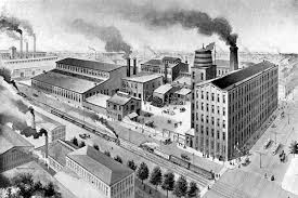 digital history of America 1830-1860 | economy | manufacturing