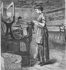 digital history of America 1830-1860 | economy labor supply