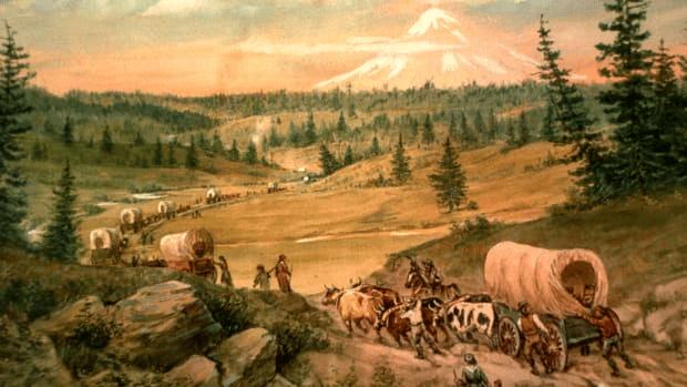 digital history of America 1850-1860 | Westward migration