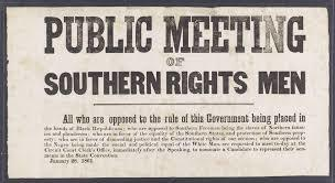 The Confederacy | states' rights