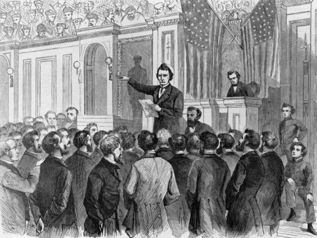 digital African American history | Congressional Moderation