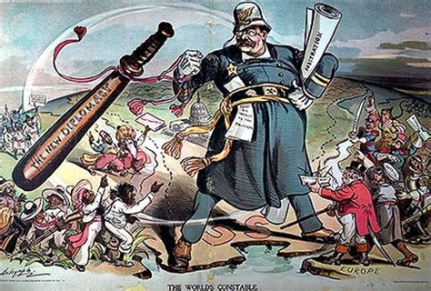 digital history of America 1900-1920   foreign affairs