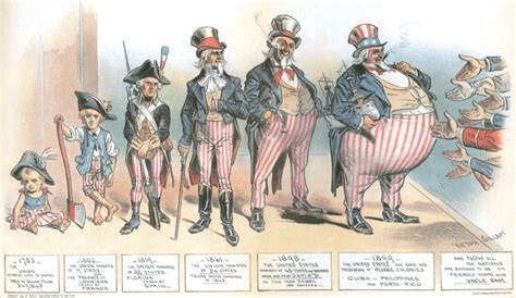 digital history of America 1900-1920   foreign affairs   expansion