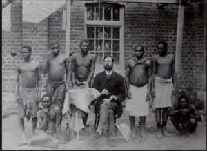 digital history of colonial Africa | European primacy